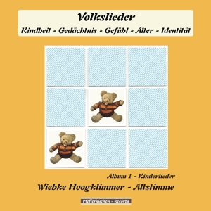 Cover Kinderlieder-CD