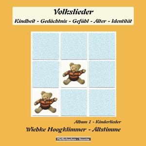 Cover Kinderlieder-CD