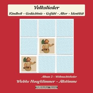 Cover Weihnachtslieder-CD